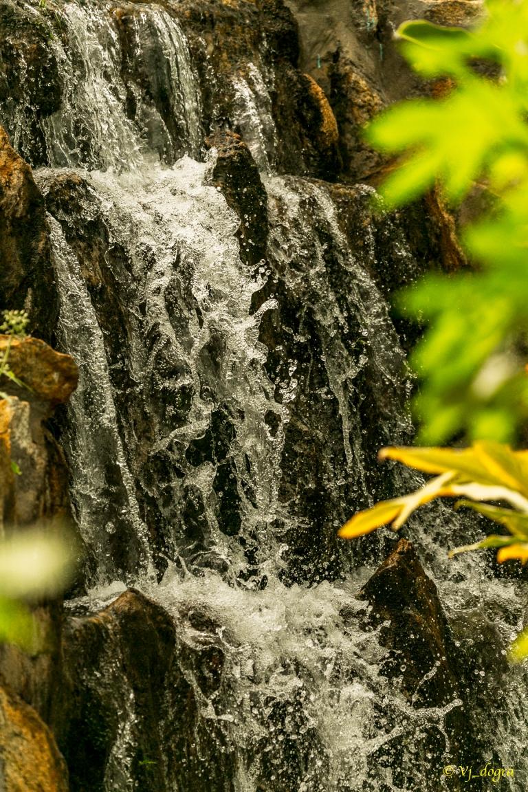 Water flowing 2